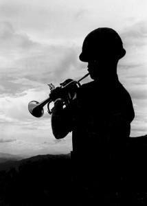 taps - militery taps