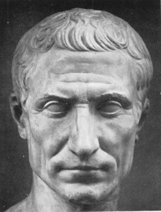 Julius Caesar - Cowards die many times before their deaths