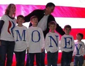 Mitt Romney Money Picture