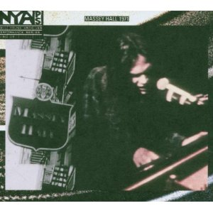 Neil Young - Live at Messay Hall 1970