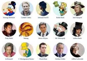 Forbes Fictional 15