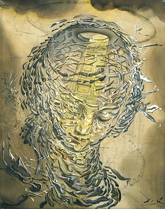 salvador dali influences Salvador dalì's the persistence of memory is the eccentric spanish painter's most recognizable work you have probably committed its melting clocks to memory—but.