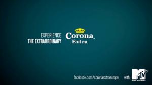 Corona and MTV