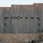Banksy on the West Bank