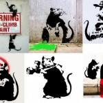 Banksy Street Art 11