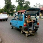 Men Can Fix Anything 4 - Where's my spare wheel