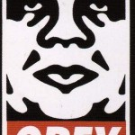 Shepard Fairey Obey Giant Haystacks