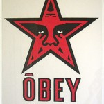 Shepard Fairey Obey Star