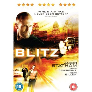 Blitz - Jason Statham, Paddy Considine, Aiden Gillan - Movie of The Week