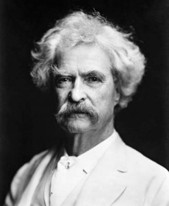 Mark twain Quote on My Little Empire
