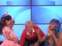 Sophia Grace Brownlee on the Ellen show