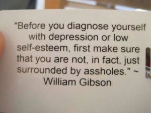 William Gibson Quote