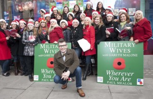 military wives choir with gareth malone