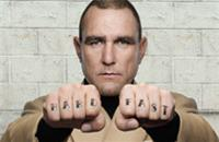 Vinnie Jones' hard and fast Hands only